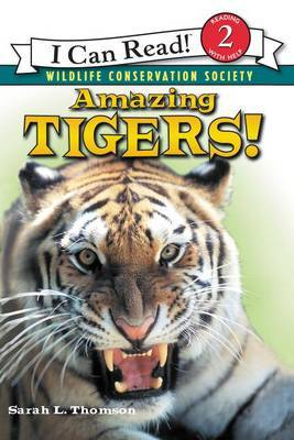 Amazing Tigers by Sarah L Thomson