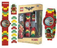The LEGO Batman Movie: Minifigure Link Watch - Robin
