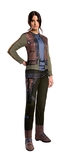 Star Wars Rogue One Jyn Erso Classic Costume (Size Medium)