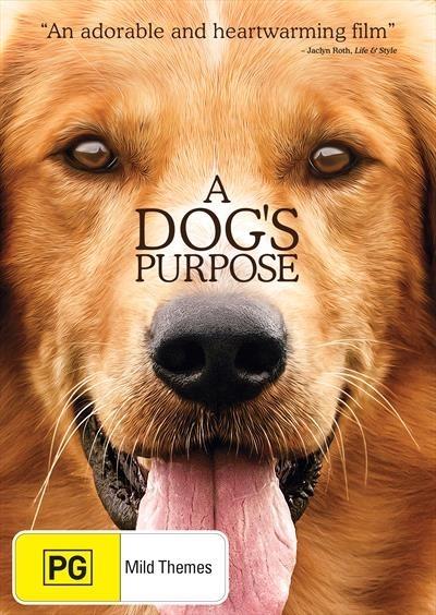 A Dog's Purpose on DVD image