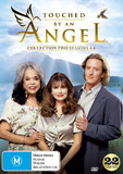 Touched By An Angel - Collection 2 (Season 4-6) on DVD