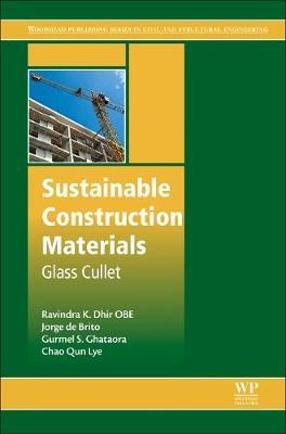 Sustainable Construction Materials by Ravindra K. Dhir image
