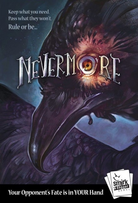 Nevermore - Card Game