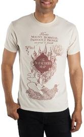 Harry Potter: Marauders Map - Men's T-Shirt (Small)
