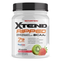 Scivation X-Tend Ripped - Strawberry Kiwi (30 Serves)