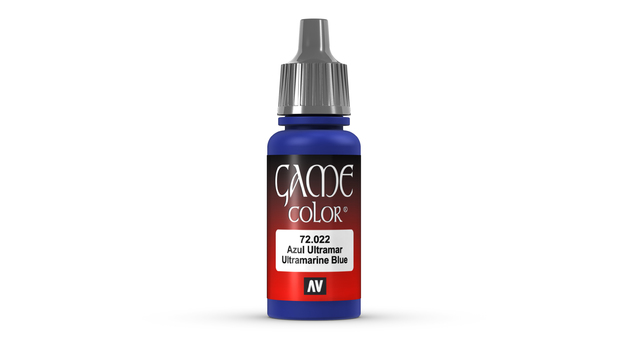 Vallejo: Game Colour - Ultramarine Blue (17ml)