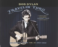 Travelin' Thru, 1967 - 1969, the Bootleg Series Vol. 15 by Bob Dylan (Featuring Johnny Cash) image