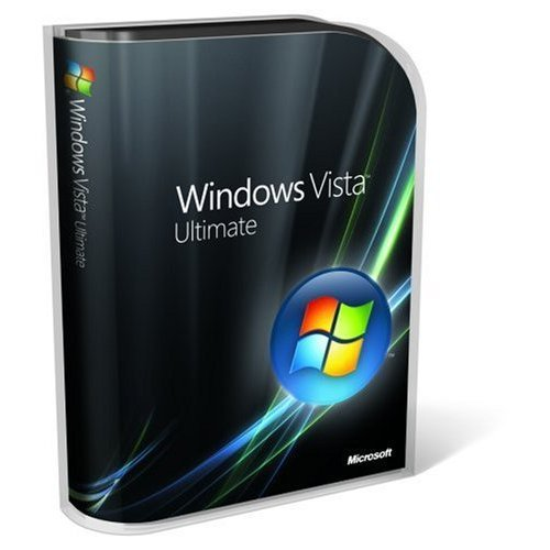 Microsoft Windows Vista Ultimate Upgrade