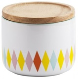 General Eclectic Small Canister - Diamond