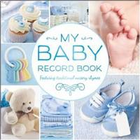 My Baby Record Book (Blue)