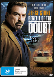 Jesse Stone: Benefit Of The Doubt on DVD