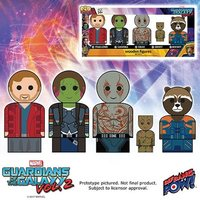 Guardians of the Galaxy: Vol. 2 - Pin Mate Wooden Figure Set