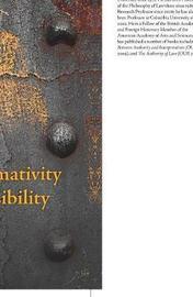 From Normativity to Responsibility by Joseph Raz