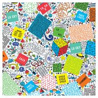 SKINZ Book Cover - Doodles