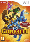 Gormiti: The Lords of Nature (with free Figurine!) for Nintendo Wii