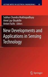 New Developments and Applications in Sensing Technology