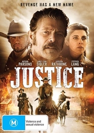 Justice on DVD