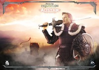 Dragon Age Inquistion: Alistair - 1:6 Scale Articulated Figure