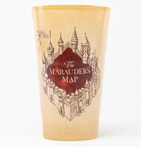 Harry Potter: Marauders Map Coloured Glass