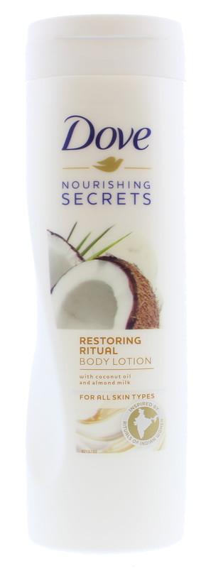 Dove: Body Lotion Restoring Ritual Coconut Oil (400 ml)