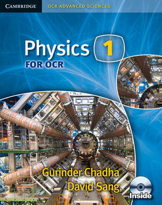 Physics 1 for OCR by David Sang image