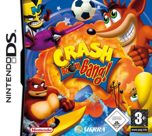 Crash Boom Bang for Nintendo DS