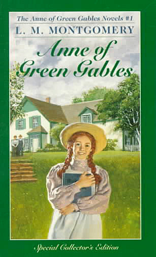 Anne Green Gables 1 by L.M.Montgomery