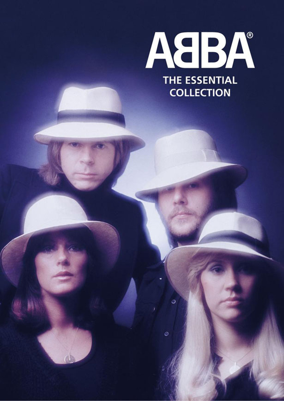 The Essential Collection [Deluxe Edition] (2CD/2DVD) by ABBA