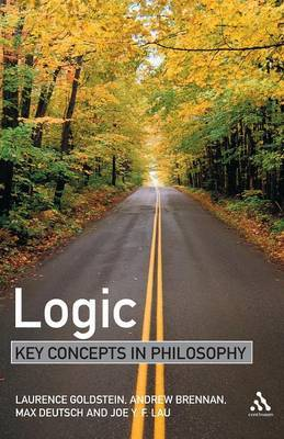 Logic by Lawrence Goldstein