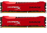 2x4GB Kingston HyperX Savage - 1600MHz DDR3 RAM
