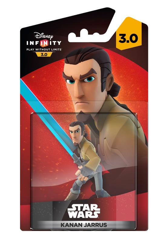 Disney Infinity 3.0: Star Wars Figure - Kanan for