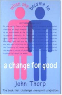 A Change for Good by John Thorp image
