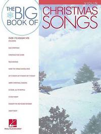 The Big Book of Christmas Songs