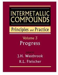 Intermetallic Compounds: v. 3 by J.H. Westbrook image