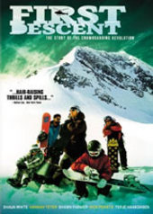 First Descent - The Story Of The Snowboard Revolution on DVD