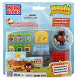 Moshi Monster Mega Bloks Set - Seed Cart
