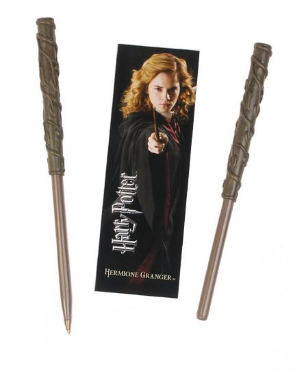 Harry Potter Pen & Bookmark Set - Hermione