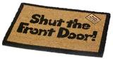 IGGI: Shut the Front Door - Door Mat