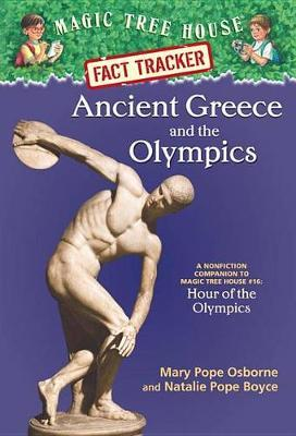 Ancient Greece and the Olympics: A Nonfiction Companion to Hour of the Olympics (Magic Tree House) by Mary Pope Osborne image