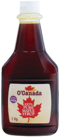 O'Canada Pure Maple Syrup (1kg)