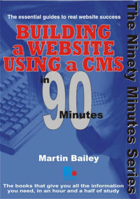 Building a Website Using a CMS in 90 Minutes by Martin Bailey image