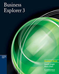 Business Explorer 3 Student's Book by Gareth Knight image