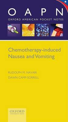 Chemotherapy-Induced Nausea and Vomiting by Rudolph M Navari