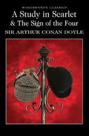 A Study in Scarlet & The Sign of the Four by Arthur Conan Doyle image