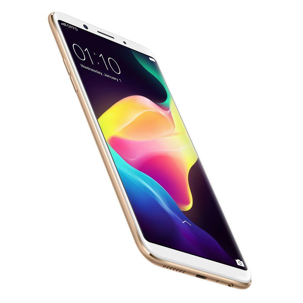 OPPO A75 Dual SIM 32GB - Gold image