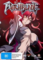 Witchblade - Vol. 1 on DVD
