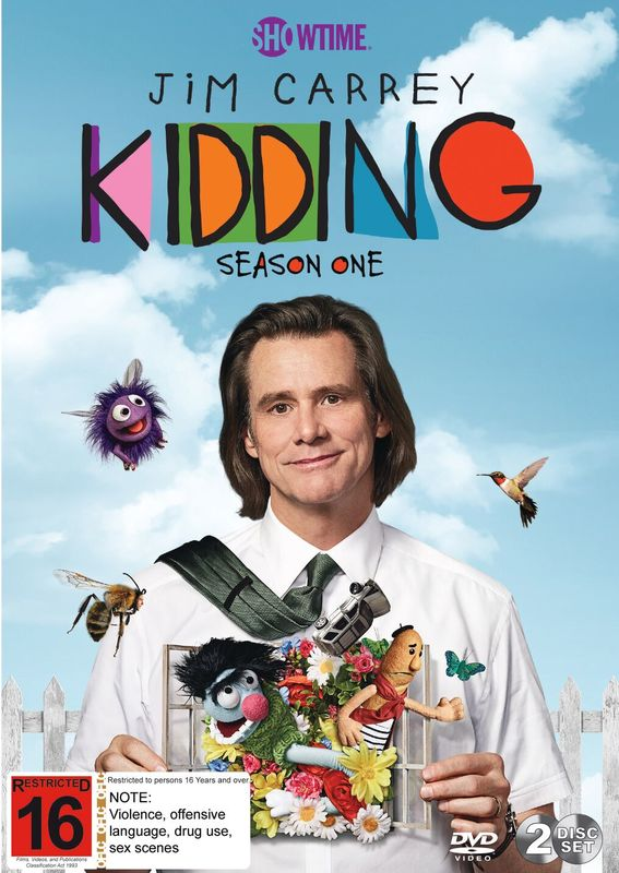 Kidding Season 1 on DVD