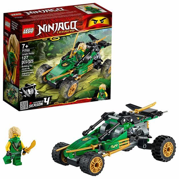 LEGO Ninjago: Jungle Raider - (71700)