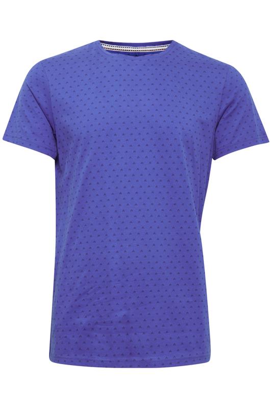 Blend: Dazzling Blue Tee - XL