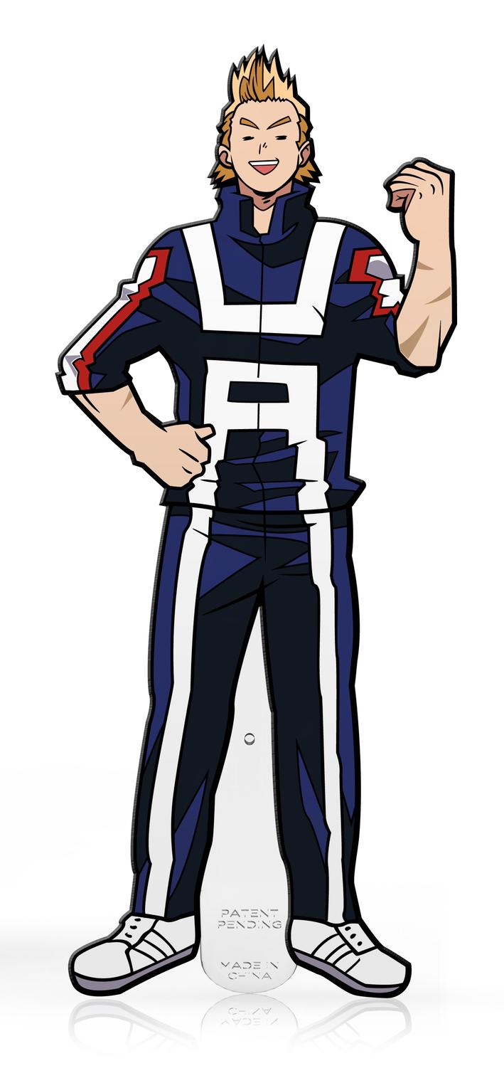 My Hero Academia: Mirio Togata Gym Costume (#384) - Collectors FiGPiN image